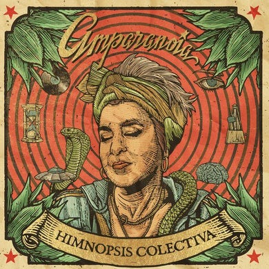 Amparanoia HIPNOSIS COLECTIVA CD