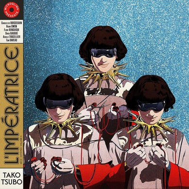 TAKO TSUBO CD