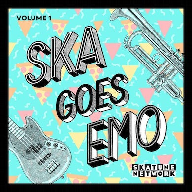 SKA GOES EMO 1 Vinyl Record