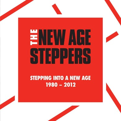New Age Steppers STEPPING INTO A NEW AGE 1980 - 2012 CD