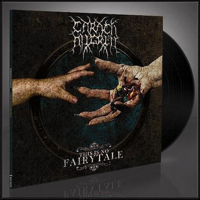 Carach Angren THIS IS NO FAIRYTALE Vinyl Record