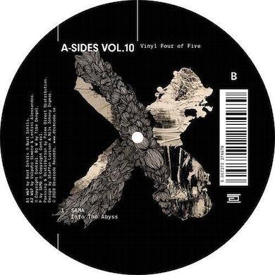 A-SIDES VOL. 10: PART 4 / VARIOUS Vinyl Record
