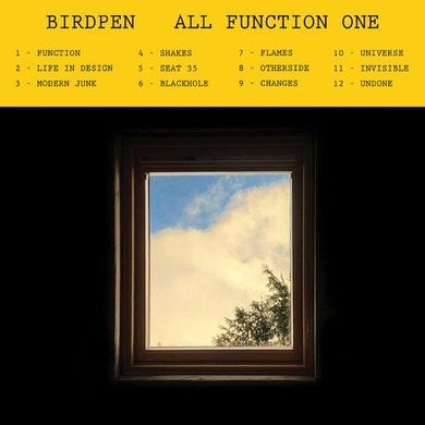 BIRDPEN ALL FUNCTION ONE Vinyl Record