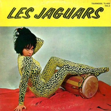 Les Jaguars V2 Vinyl Record