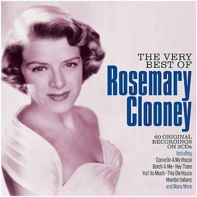 Rosemary Clooney VERY BEST OF CD