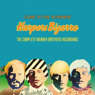 Harpers Bizarre COME TO THE SUNSHINE: COMPLETE WARNER BROTHERS CD
