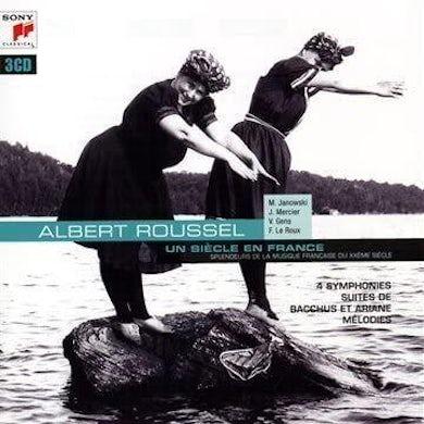 Albert Roussel UN SIECLE EN FRANCES CD
