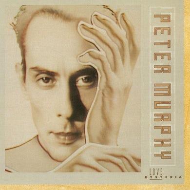 Peter Murphy LOVE HYSTERIA Vinyl Record