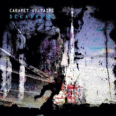 Cabaret Voltaire DEKADRONE Vinyl Record