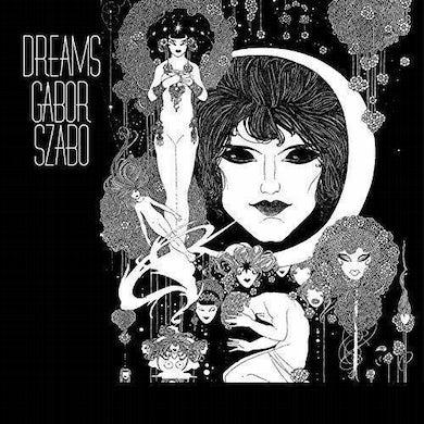 Gabor Szabo DREAMS (WHITE VINYL) Vinyl Record