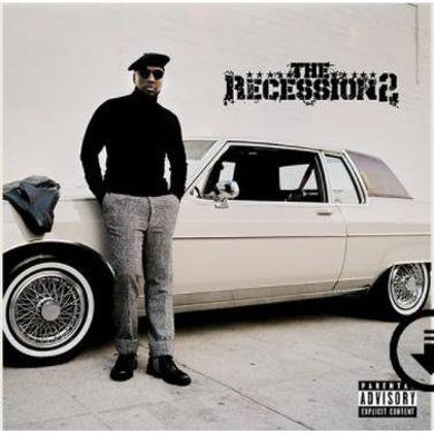Jeezy RECESSION 2 Vinyl Record