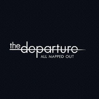 Departure ALL MAPPED OUT-JAPAN ONLY EP CD