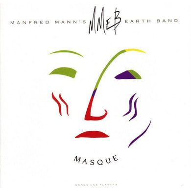 Manfred Mann's Earth Band MASQUE Vinyl Record
