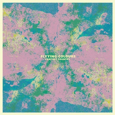 Flyying Colours FANTASY COUNTRY CD