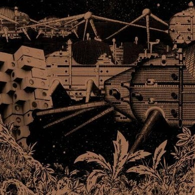 DARK IS THE SUN Vinyl Record
