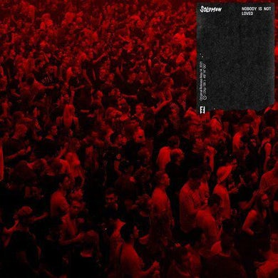 Solomun NOBODY IS NOT LOVED Vinyl Record