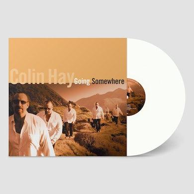 GOING SOMEWHERE (WHITE VINYL) Vinyl Record