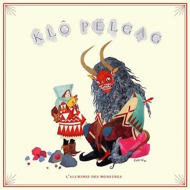 Klo Pelgag L'ALCHIMIE DES MONSTRES Vinyl Record