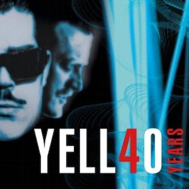 Yello YELL4O YEARS CD