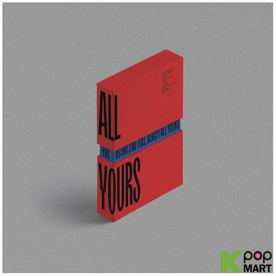 Astro ALL YOURS (YOU VERSION) CD