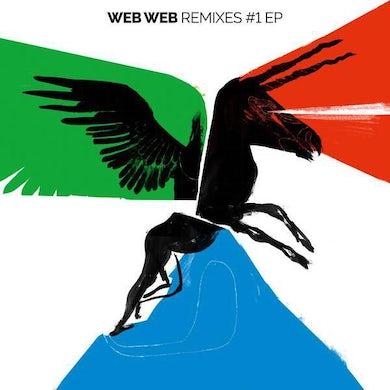 WEB WEB REMIXES 1 Vinyl Record