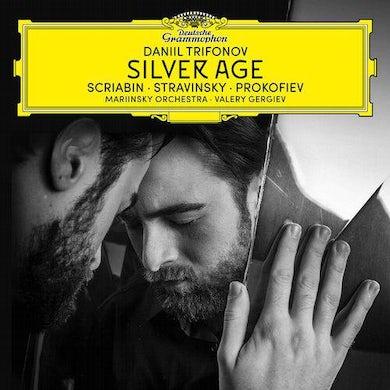Daniil Trifonov SILVER AGE Vinyl Record