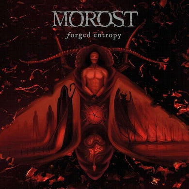 Morost FORGED ENTROPY CD