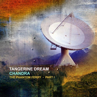 CHANDRA: PHANTOM FERRY - PART 1 Vinyl Record