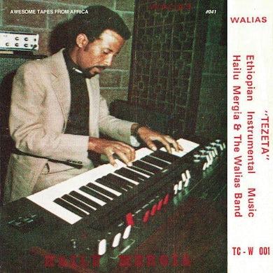 Hailu Mergia & The Walias TEZETA Vinyl Record