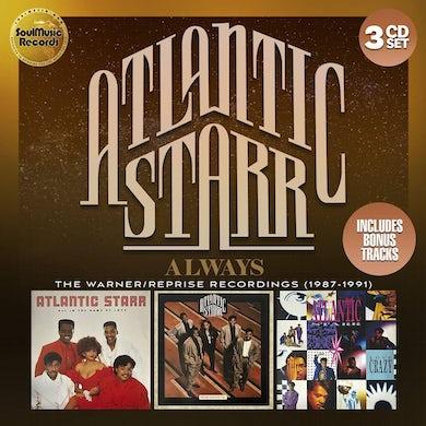 ALWAYS: THE WARNER-REPRISE RECORDINGS 1987-1991 CD