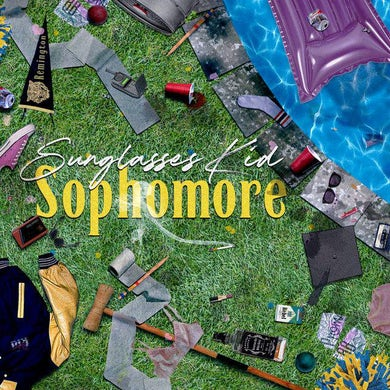 SOPHOMORE CD - UK Release