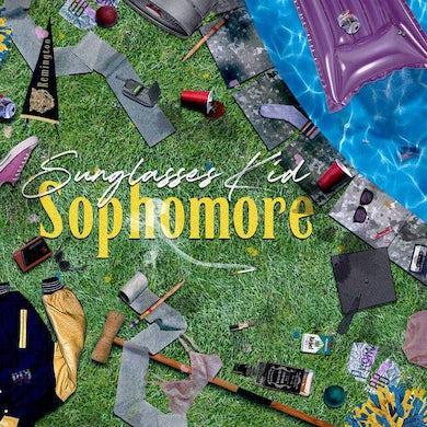 Sunglasses Kid SOPHOMORE CD - UK Release