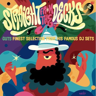 STRAIGHT FROM THE DECKS 2: GUTS FINEST SELECTIONS Vinyl Record