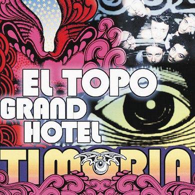 Timoria EL TOPO GRAND HOTEL Vinyl Record