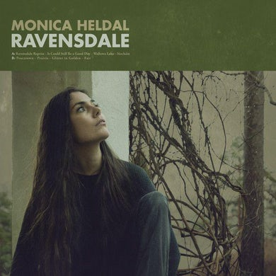 Monica Heldal RAVENSDALE Vinyl Record