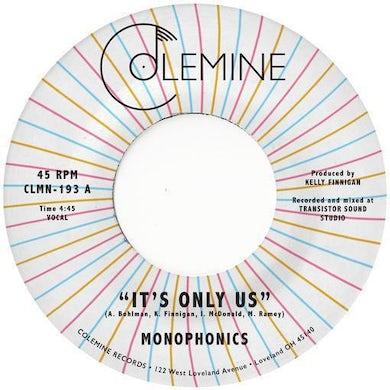 IT'S ONLY US Vinyl Record