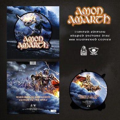 Amon Amarth WARRIORS OF THE NORTH Vinyl Record