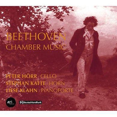 Ludwig van Beethoven BEETHOVEN CHAMBER MUSIC CD