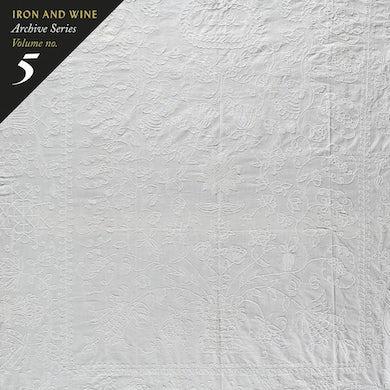 Iron & Wine ARCHIVE SERIES VOLUME NO 5: TALLAHASSEE RECORDINGS Vinyl Record
