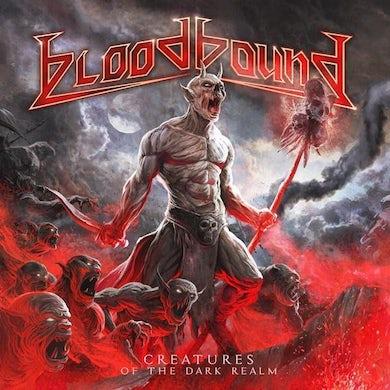 Bloodbound CREATURES OF THE DARK REALM (CD+DVD) CD