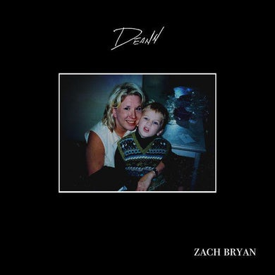 Zach Bryan DEANN Vinyl Record