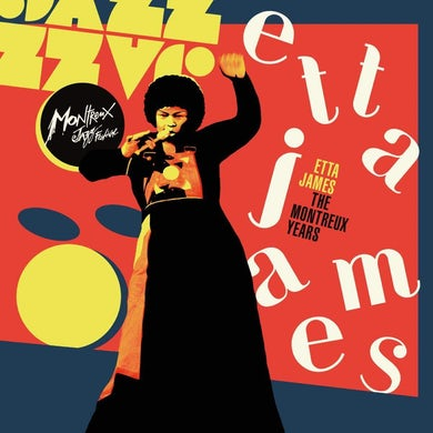 ETTA JAMES: THE MONTREUX YEARS Vinyl Record