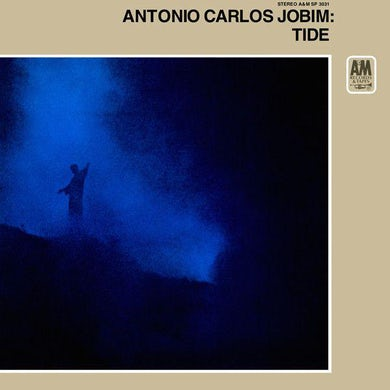 Antonio Carlos Jobim TIDE Vinyl Record