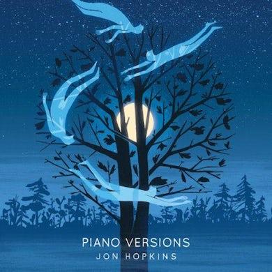Jon Hopkins PIANO VERSIONS EP Vinyl Record