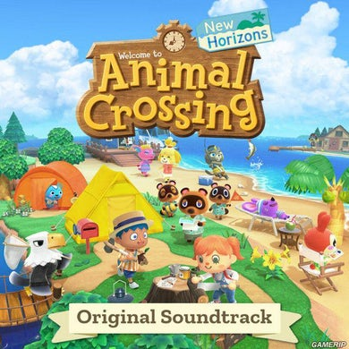 ANIMAL CROSSING: NEW HORIZONS CD