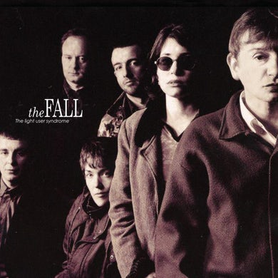 Fall LIGHT USER SYNDROME Vinyl Record