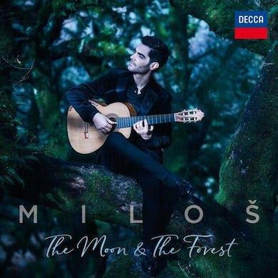 Milos Karadaglic MOON & THE FOREST CD