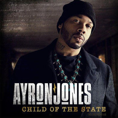 Ayron Jones CHILD OF THE STATE Vinyl Record