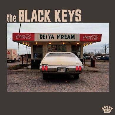 Black Keys DELTA KREAM Vinyl Record