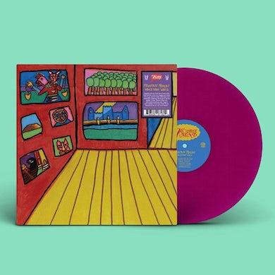Mountain Movers WORLD WHAT WORLD (MOUNTAIN'S MAJESTY PURPLE VINYL) Vinyl Record
